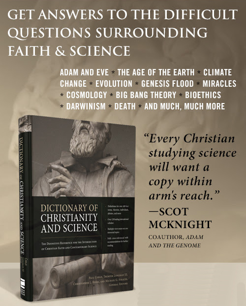 The Dictionary of Christianity and Science